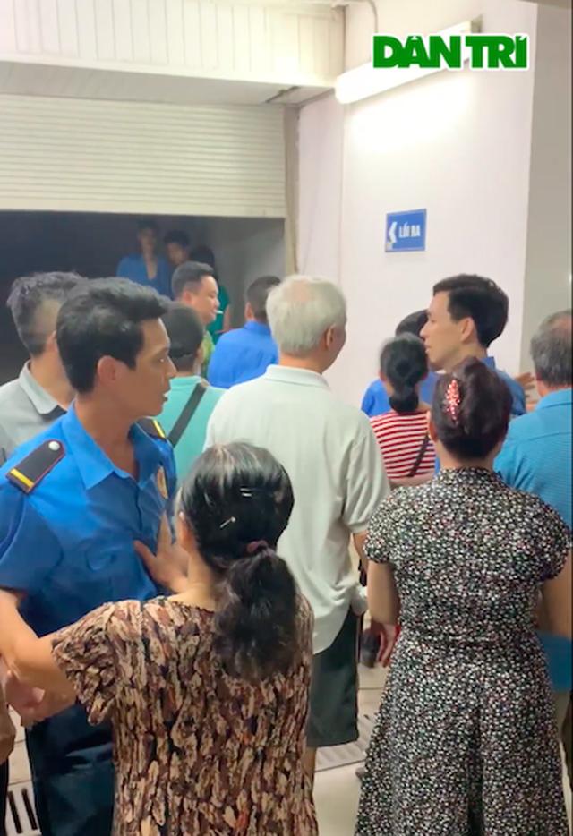 Hà Nội: Hỗn loạn liên tiếp xảy ra tại toà nhà Hancom, cư dân gửi đơn kêu cứu - 2