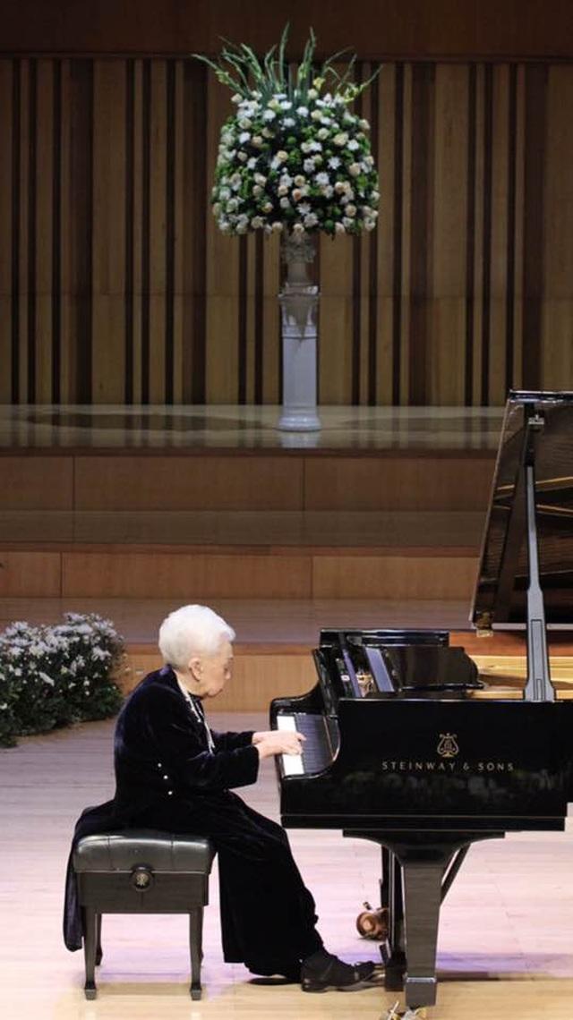 NSND Đặng Thái Sơn kể về người mẹ đã bước sang tuổi 102 - 3