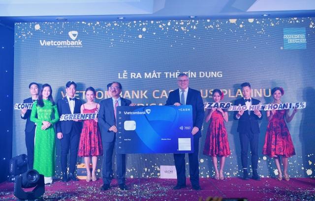 Thẻ Vietcombank Cashplus Platinum American Express - Thẻ tín dụng hoàn tiền cạnh tranh thị trường - 2