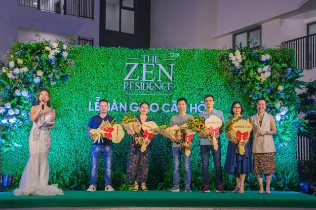 The Zen Residence - Chào đón những cư dân đầu tiên nhận bàn giao căn hộ chung cư cao cấp - 1