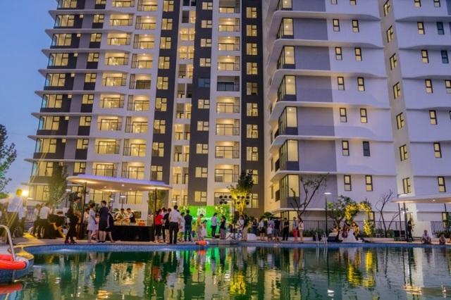The Zen Residence - Chào đón những cư dân đầu tiên nhận bàn giao căn hộ chung cư cao cấp - 2