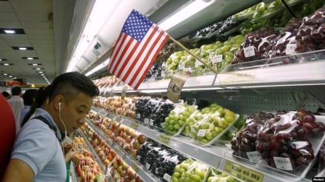 Thương chiến kéo tụt giá cherry: Hàng Mỹ hay đồ Trung Quốc? - 1