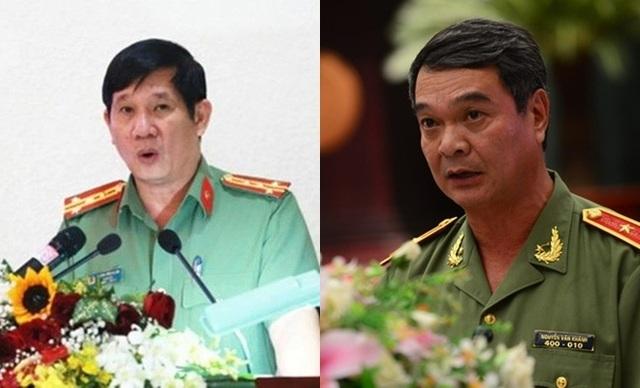 Đề nghị Ban Bí thư kỷ luật Giám đốc Công an, Trưởng Ban Nội chính tỉnh Đồng Nai - 1