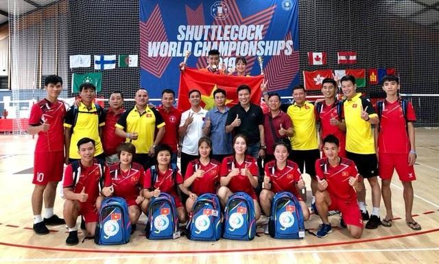 Giải Vô địch Đá cầu thế giới: Việt Nam tạm dẫn đầu toàn đoàn - 3