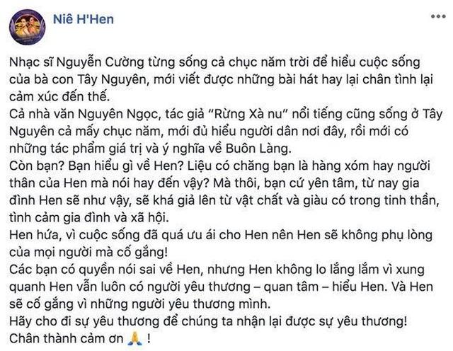 Bị cho là thêu dệt gia cảnh nghèo khó, Hoa hậu HHen Niê bức xúc lên tiếng? - 3
