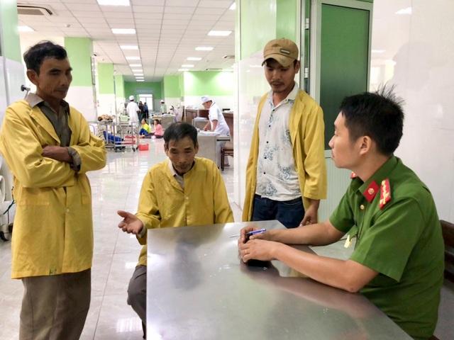 Quảng Ngãi: Bệnh nhân tử vong sau khi tiêm kháng sinh - 2