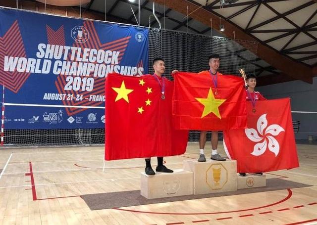 Giải Vô địch Đá cầu thế giới: Việt Nam tạm dẫn đầu toàn đoàn - 1