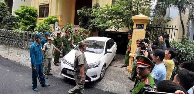 Bị cáo Nguyễn Hữu Linh lĩnh 18 tháng tù - 2