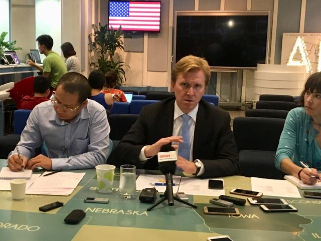 """Chuyên gia Mỹ chỉ rõ chính sách """"chia để trị"""" của Trung Quốc - 1"""