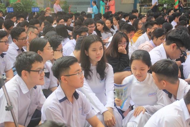 """Trường học ở TPHCM cho học sinh """"chấm điểm"""" giáo viên - 2"""