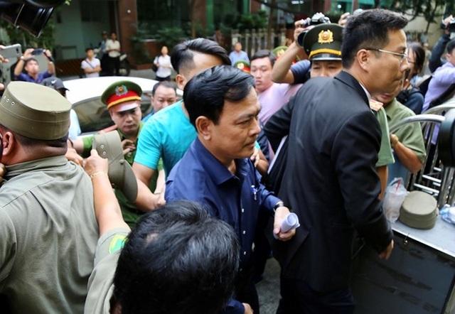 Bị cáo Nguyễn Hữu Linh kháng cáo kêu oan - 5