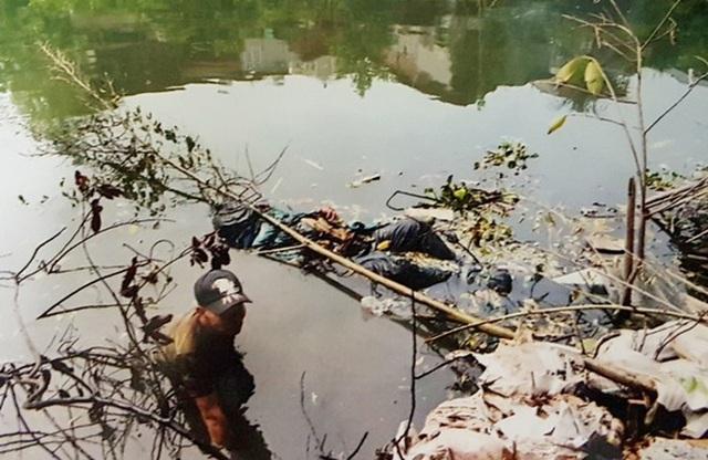 Phi tang xác bạn nghiện xuống sông Nhuệ - 3