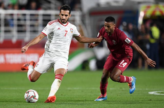 """UAE công bố đội hình """"khủng"""" chuẩn bị cho vòng loại World Cup - 1"""