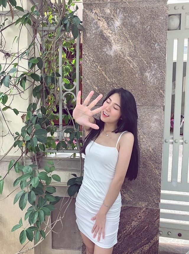 Nữ sinh trường Tài chính xinh đẹp, sở hữu nhiều thành tích thi hoa khôi - 6
