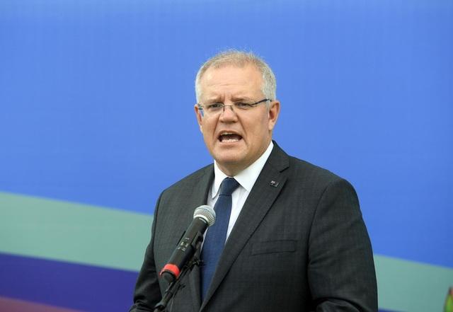"""Thủ tướng Việt Nam - Australia thăm """"bệnh viện dã chiến"""", trường đua xe F1 - 3"""