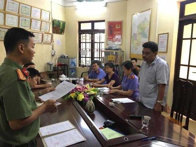 Công an Hà Giang đề xuất xử lý 210 phụ huynh có con được nâng điểm - 2