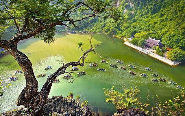 Nghỉ lễ 2/9: Những địa điểm du lịch gần Hà Nội hấp dẫn du khách - 1