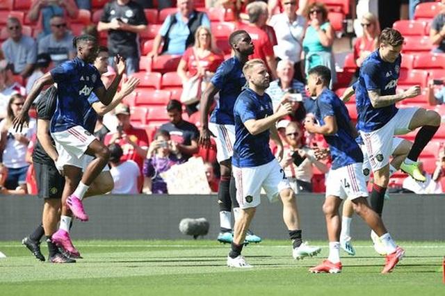 Những khoảnh khắc trong trận thua tệ hại của Man Utd trước Crystal Palace - 2