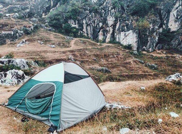 """Không cần đi xa, ngay gần Hà Nội cũng có điểm cắm trại """"sống ảo"""" tuyệt đẹp cho dịp nghỉ lễ - 7"""