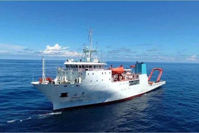 Tàu khảo sát Trung Quốc đi vào vùng biển Philippines bất chấp lệnh cấm - 1