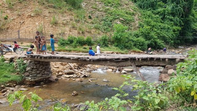 Na Kho khao khát một cây cầu giữa đại ngàn heo hút - 7