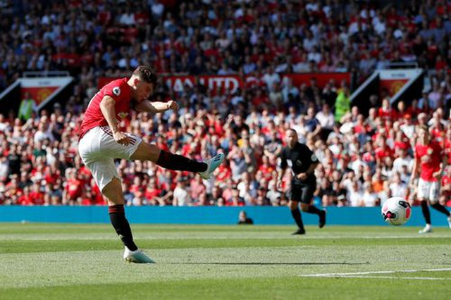 Man Utd 1-2 Crystal Palace: Địa chấn ở Old Trafford - 8