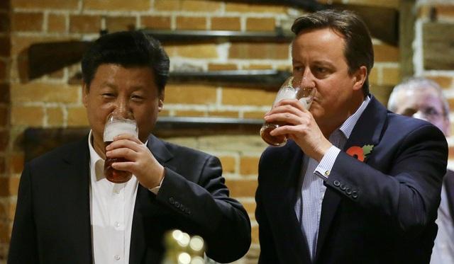 Giới siêu giàu Trung Quốc bắt tay vào đầu tư mạnh mẽ tại Anh - 1
