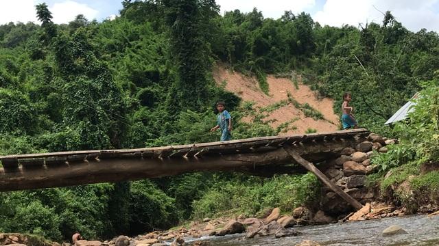 Na Kho khao khát một cây cầu giữa đại ngàn heo hút - 28