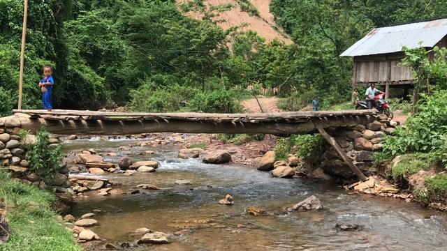 Na Kho khao khát một cây cầu giữa đại ngàn heo hút - 21