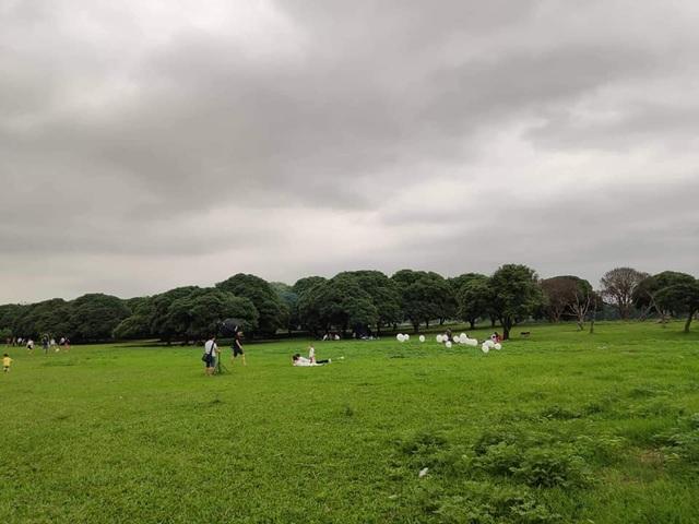"""Không cần đi xa, ngay gần Hà Nội cũng có điểm cắm trại """"sống ảo"""" tuyệt đẹp cho dịp nghỉ lễ - 12"""
