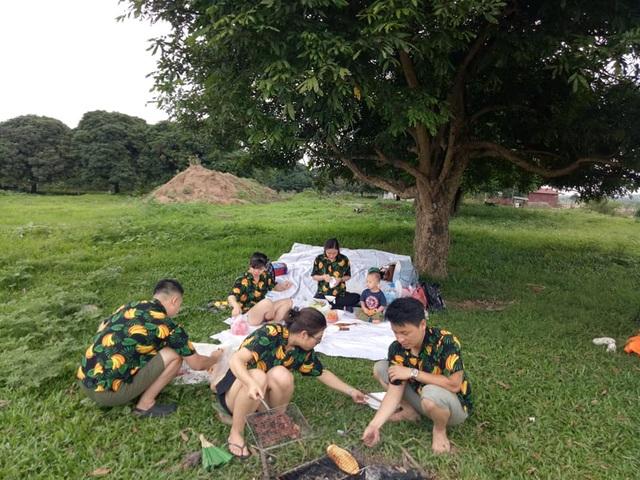 """Không cần đi xa, ngay gần Hà Nội cũng có điểm cắm trại """"sống ảo"""" tuyệt đẹp cho dịp nghỉ lễ - 13"""