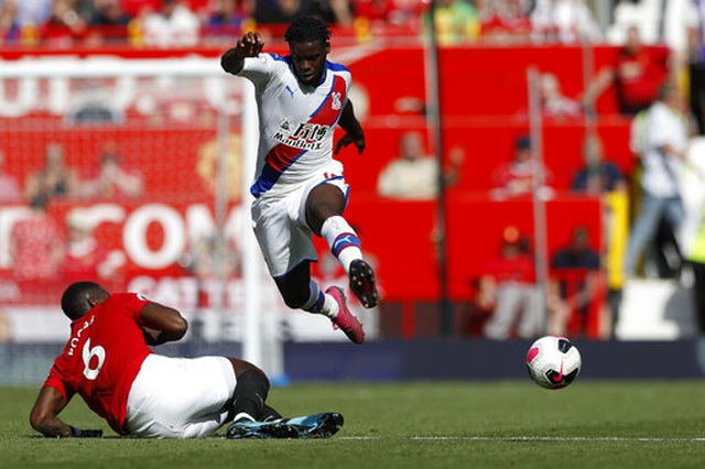 Man Utd 1-2 Crystal Palace: Địa chấn ở Old Trafford - 13