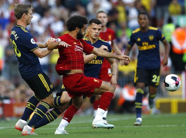 Liverpool 3-1 Arsenal: Cú đúp của Salah - 2