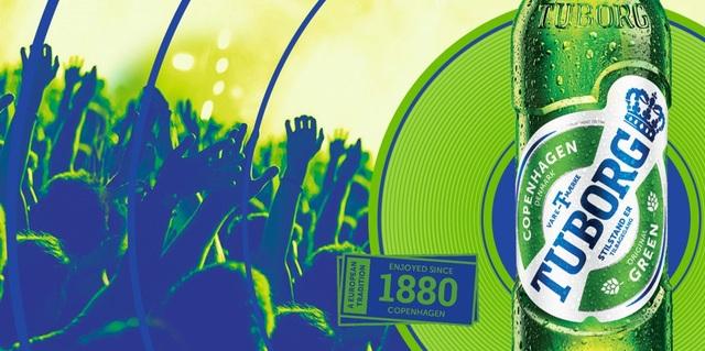 Tuborg Open truyền cảm hứng sống tích cực cho giới trẻ qua âm nhạc - 1
