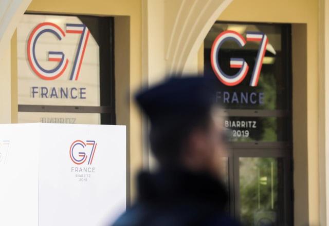 """Trung Quốc - chủ đề """"đốt nóng"""" cuộc gặp của lãnh đạo G7 - 1"""