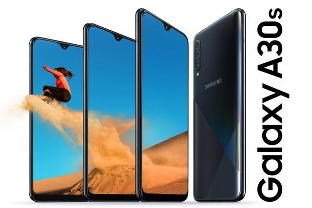 Samsung trình làng bộ đôi smartphone tầm trung với 3 camera, cảm biến vân tay dưới màn hình - 2
