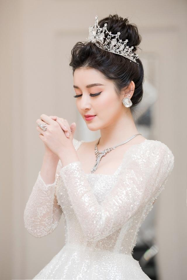 """Á hậu Huyền My bất ngờ tuyên bố """"đi lấy chồng"""" - 5"""
