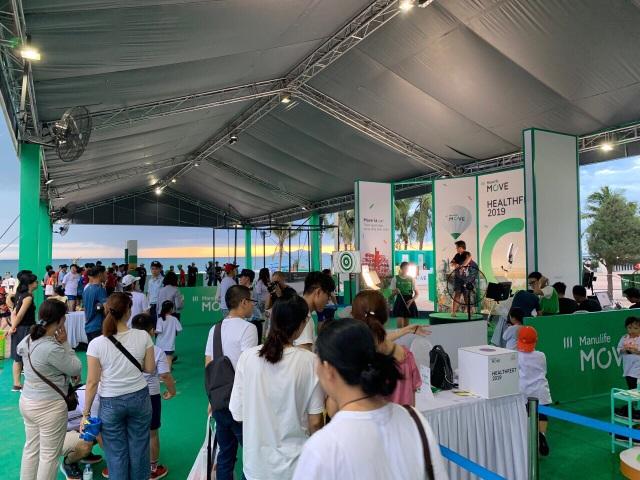 Sống năng động, tích cực cùng Manulife Việt Nam - 3