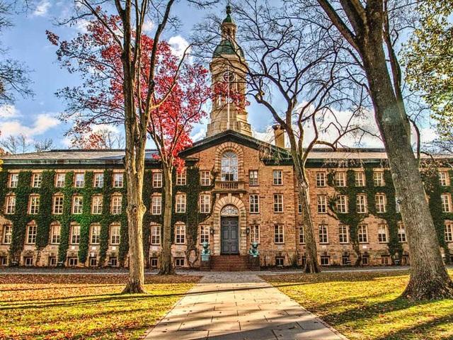 Mỹ: Mức lương trung bình của cựu sinh viên trường nào khủng nhất? - 5