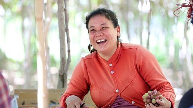 """Những người """"rũ áo nông dân"""" làm du lịch trải nghiệm ở Ninh Thuận - 3"""