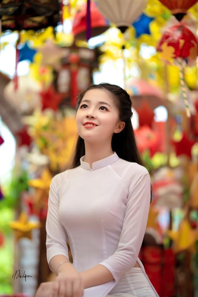 Bộ ảnh mở màn mùa Trung thu của thiếu nữ Hà Nội - 1