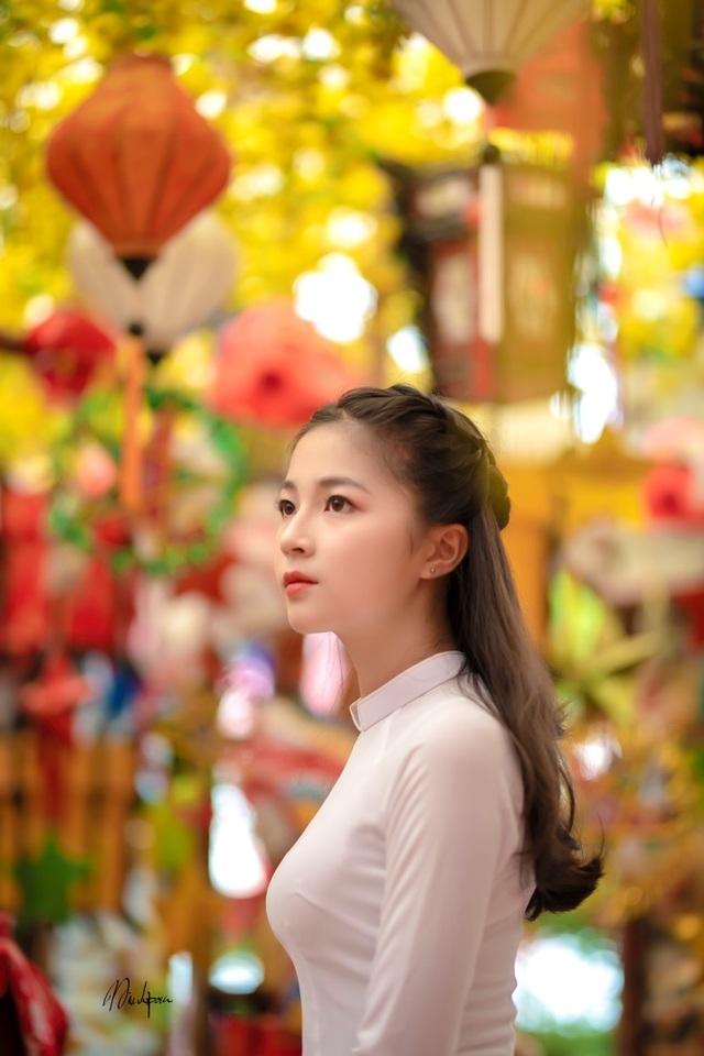 Bộ ảnh mở màn mùa Trung thu của thiếu nữ Hà Nội - 2