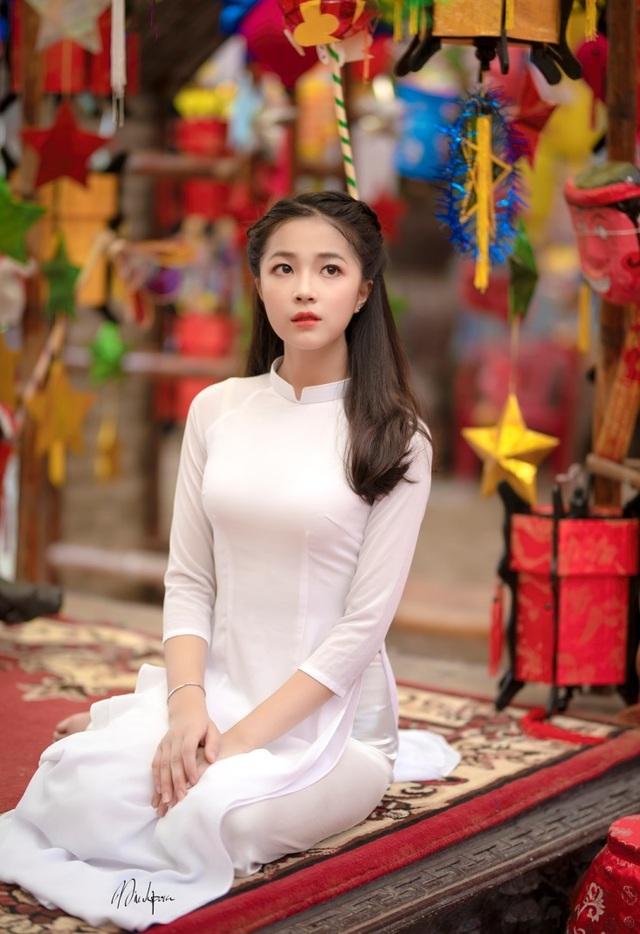 Bộ ảnh mở màn mùa Trung thu của thiếu nữ Hà Nội - 4