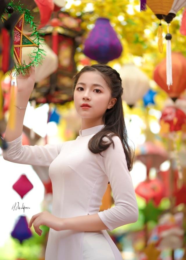 Bộ ảnh mở màn mùa Trung thu của thiếu nữ Hà Nội - 8