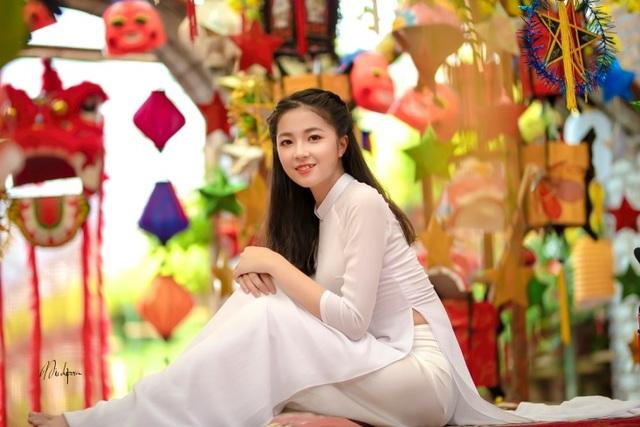 Bộ ảnh mở màn mùa Trung thu của thiếu nữ Hà Nội - 9
