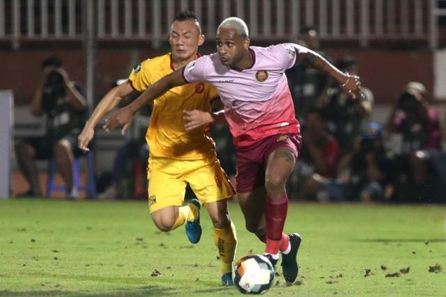 CLB Thanh Hoá bị Sài Gòn FC đẩy vào khu vực nguy hiểm - 2