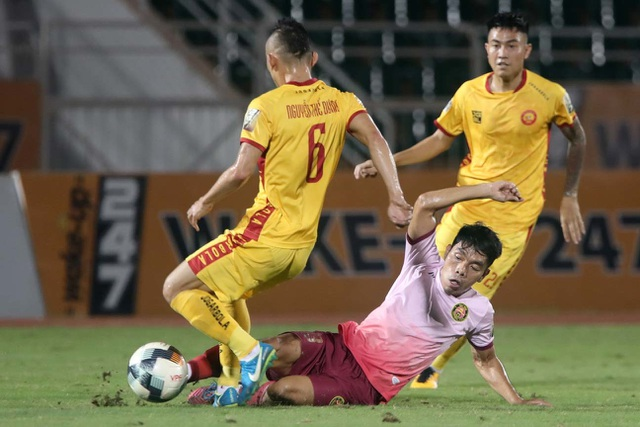 CLB Thanh Hoá bị Sài Gòn FC đẩy vào khu vực nguy hiểm - 4
