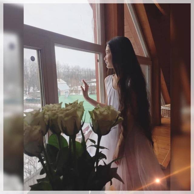 Em gái Lâm Tây sở hữu chiều cao 1m65 và thần thái cuốn hút ở tuổi 12 - 6