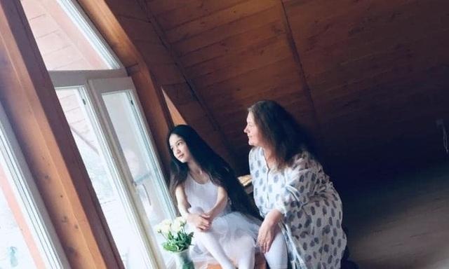 Em gái Lâm Tây sở hữu chiều cao 1m65 và thần thái cuốn hút ở tuổi 12 - 7