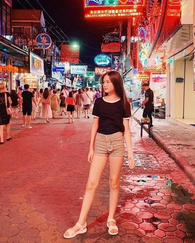 Em gái Lâm Tây sở hữu chiều cao 1m65 và thần thái cuốn hút ở tuổi 12 - 8